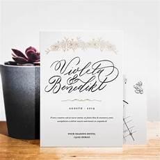 invitaciones de boda invitaciones de boda m 233 xico impresas y digitales nuestro