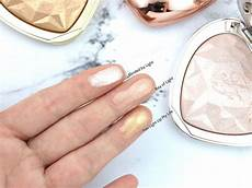Too Faced Ray Of Light Highlighter Too Faced Love Light Prismatic Highlighter Review And
