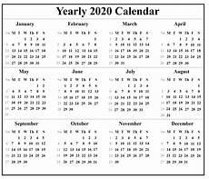 Basic Calendar 2020 Download Indonesia Calendar 2020 Pdf Amp Excel Amp Word