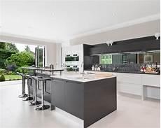 contemporary backsplash ideas for kitchens modern and cool mirror backsplash for modern kitchen
