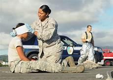 Air Force Flight Medics Flight Medic Stays Grounded Keeps Af Flying Gt U S Air