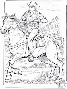 Free Printable Coloring Pages For Males Free Printable Cowboy Coloring Pages For