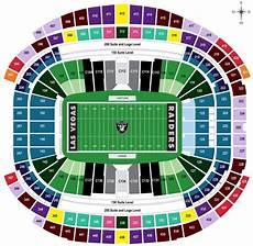 Las Vegas Raiders Stadium Seating Chart Las Vegas Raiders Touchdown Trips Package Holidays