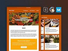 Thanksgiving Newsletter Template Free Free Email Newsletter Templates Psd 187 Css Author