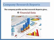 Company Research Company Research Reports Company Profile Market Research