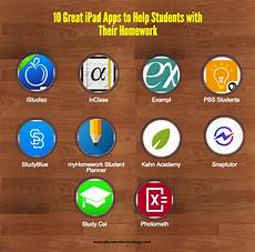 10 great apps to help students with their homework