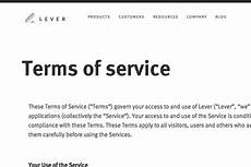 Delivery Terms And Conditions Template 2020 Terms And Conditions Template Generator