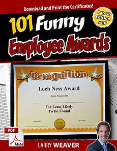 Fun Certificates For Employees Funny Certificates Award Templates Printable Certificates