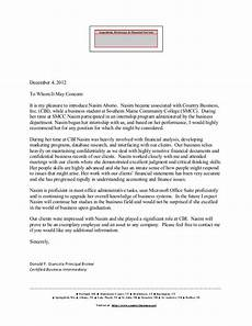 Letter Of Recommendation For Principals Letter Of Recommendation Don Giancola Principal