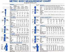 Free Printable Body Measurement Chart Free Printable Measurement Conversion Chart Metric Body