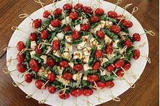 caprese skewers recipe for appetizers for a