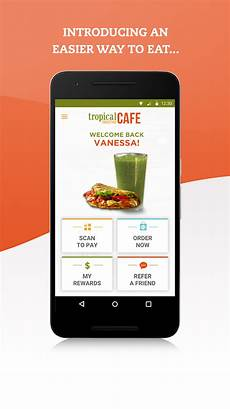 Tropical Smoothie Cafe Calorie Chart Tropical Rewards App Android Apps On Google Play