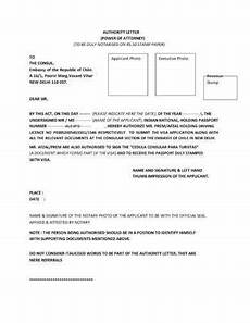 Power Of Attorney Letter Sample Authorization 9 Power Of Attorney Authorization Letter Examples Examples