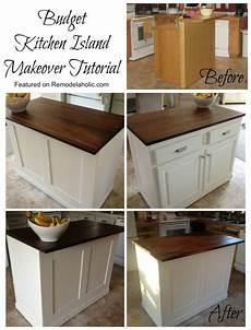kitchen island cheap remodelaholic budget friendly board and batten kitchen