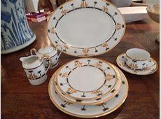 Christian Dior Fine China 'Casablanca' Dinnerware at 1stdibs