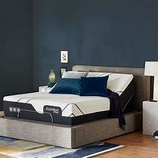 serta icomfort cf4000 plush california king mattress and