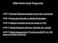 Dsm 5 Axis Chart Psych Dbt Borderline Changes For Dsm 5