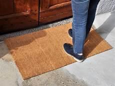 zerbino cocco su misura cocco naturale 17mm tappeto su misura