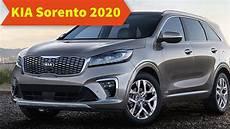 kia new suv 2020 kia sorento 2020 review redesign specs release