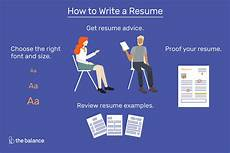 How To Get A New Job How To Write A Resume That Will Get You An Interview