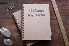 Reasons Why I Love You Hard Cover 365 Reasons Why I Love You Letter Pressed 5 25 X