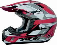 Afx Fx 17 Helmet Size Chart Afx Fx 17 Off Road Motorcycle Helmet Multi Red
