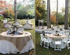 rustic vintage backyard wedding of emily hearn rustic