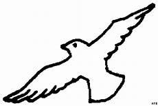 Malvorlage Vogel Fliegend Fliegender Vogel Konturen Ausmalbild Malvorlage Tiere