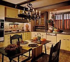 1970s Interior Design Style 1970s Kitchen Design One Harvest Gold Kitchen Decorated