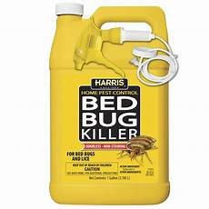 bed bug spray 128 oz pf harris deltamethrin ready to use