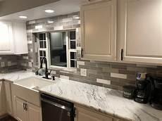 how to install tile backsplash kitchen beautiful tile backsplash installation in bloomington