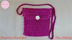 crochet bolsos bolso a crochet paso a paso