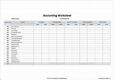 Account Template 9 Accounting Excel Templates Excel Templates