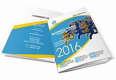 8 5 X 11 Brochure Template 12 Pages 8 5x11 Brochure Mockup Cover Actions Premium