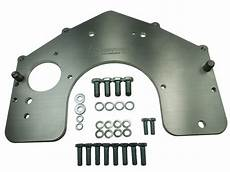 Transmission Adapter Plate Kit 2rz 3rz To Chevy