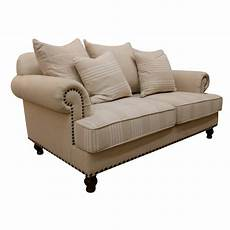 Taupe Sectional Sofa Png Image by European Design Linen Two Seat Sofa In Taupe And
