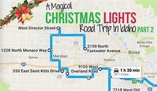 Christmas Light Map Boise Idaho The Ultimate Christmas Lights Road Trip Through Idaho Part Ii