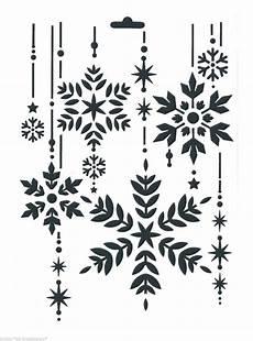 Vorlagen Fensterbilder Weihnachten Schneespray Schablone Heike Sch 196 Fer Create Yr Fashion Textil Stencil