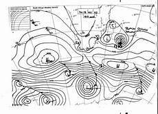 Synoptic Chart South Africa Sa Weather And Disaster Observation Service Sa Sea Level