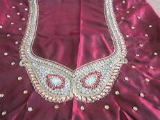 embroidery blouse designer blouses new embroidery on blouses
