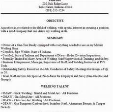 Resume For Welding Hr Resume Templates Free Ipasphoto