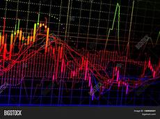 Pcs Stock Chart Charts Quotes On Image Amp Photo Free Trial Bigstock