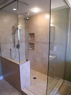 Walk In Shower Ideas For Small Bathrooms Walk In Shower Ideas Remodeling Contractor Talk