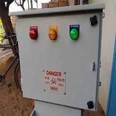 Kaydee Light Control Solutions Street Light Panel Vasudev Power Solution Light Panel