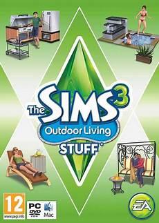 the sims 3 outdoor living stuff cd key for origin