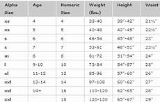 Boys Age Size Chart Gap Kids Size Chart Swap Com The Largest Consignment