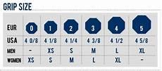 Tennis Racket Grip Size Chart Tennis Plaza Faq