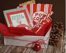weihnachtsgeschenke gutschein diy dvd abend box weihnachten diy geschenke