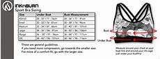 Inknburn Size Chart Size Chart