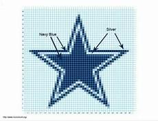 Graph Paper Star Crochet Star The Artful Crafter